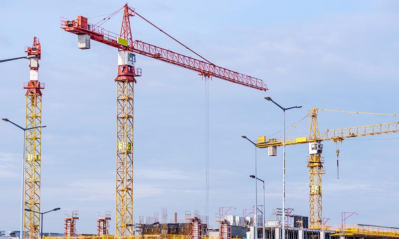 Construction works Kenya