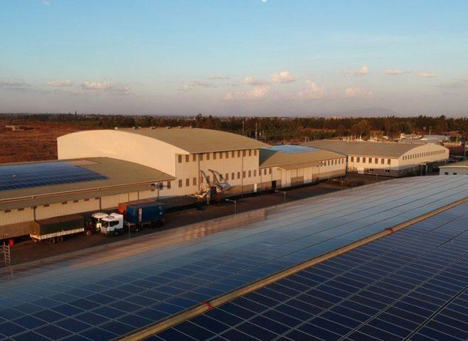 solar strategy