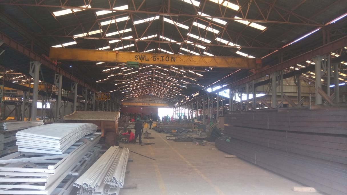 steel fabricators kenya